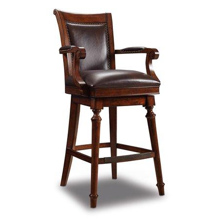 Hooker Furniture Merlot Barstool