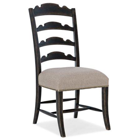 Hooker Furniture La Grange Twin Sisters Ladderback Side Chair - 2 per carton/price ea