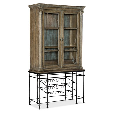 Hooker Furniture La Grange OQuinn Bar Cabinet