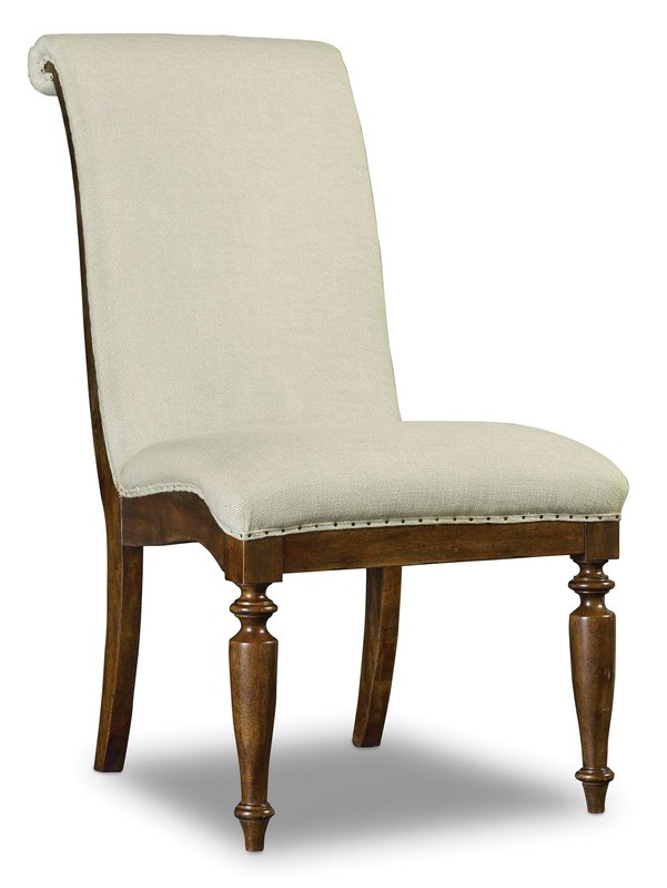 Hooker Furniture Archivist Upholstered Side Chair - 2 per carton/price ea