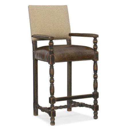 Hooker Furniture Comfort Barstool