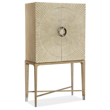 Hooker Furniture Novella Zaballa Bar Cabinet