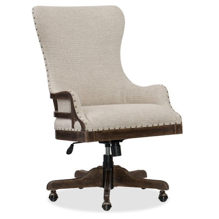 Hooker Furniture Roslyn County Deconstructed Tilt Swivel Chair