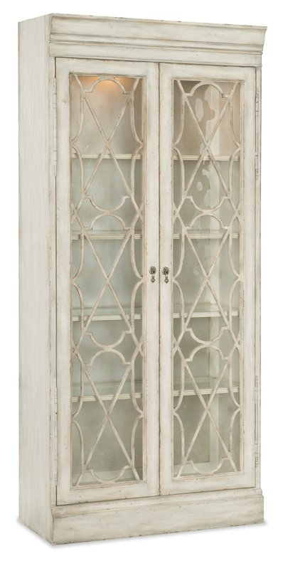 Hooker Furniture Arabella Bunching Display Cabinet