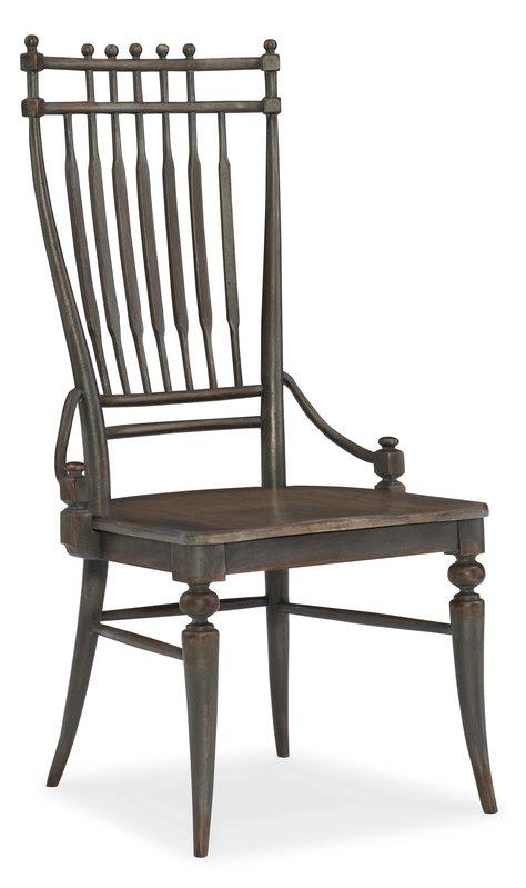 Hooker Furniture Arabella Windsor Side Chair - 2 per carton/price ea