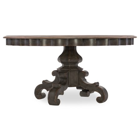Hooker Furniture Arabella 60in Round Pedestal Dining Table