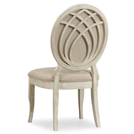 Hooker Furniture Sunset Point Upholstered Side Chair - 2 per carton/price ea