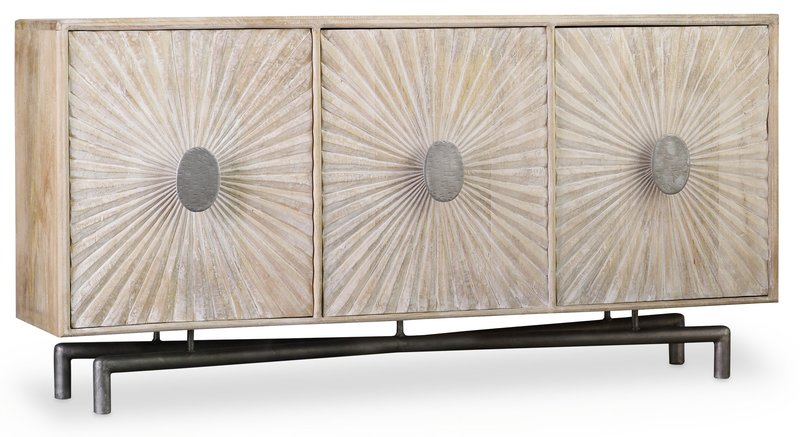 Hooker Furniture 68in Entertainment Console
