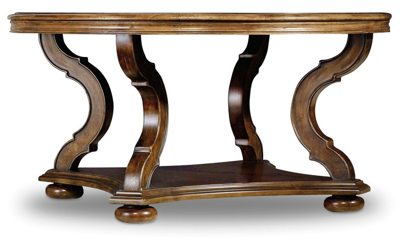 Hooker Furniture Archivist Round Cocktail Table