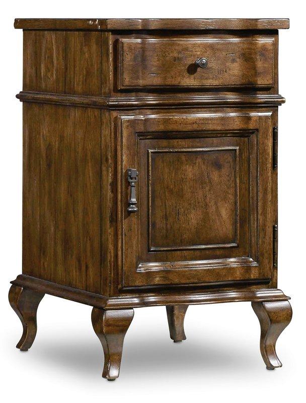 Hooker Furniture Archivist Accent Chairside Chest