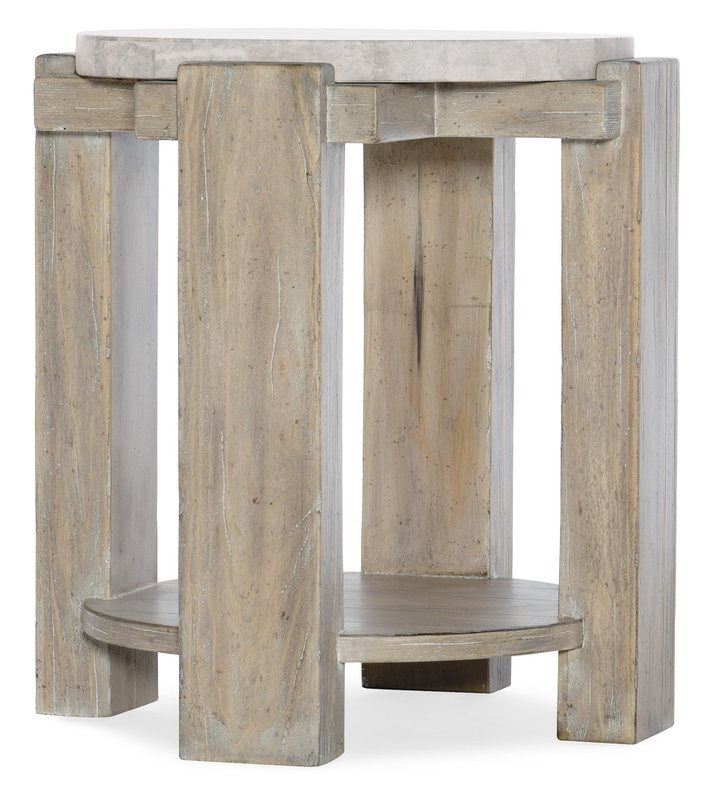 Hooker Furniture Amani Round End Table
