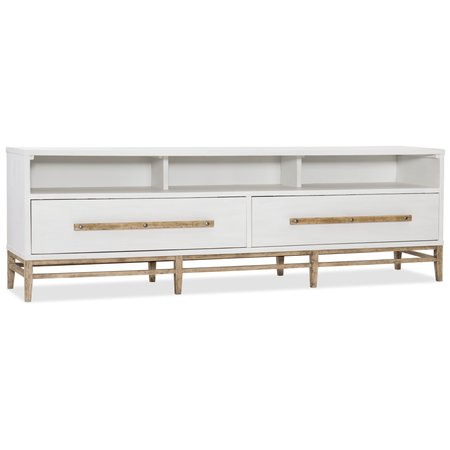 Hooker Furniture Urban Elevation Low Entertainment Console