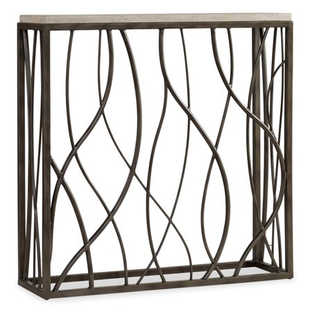 Hooker Furniture Thin Metal Console