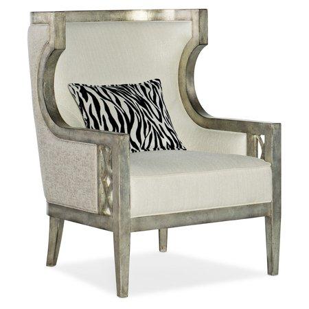 Hooker Furniture Sanctuary Debutant Wing Chair