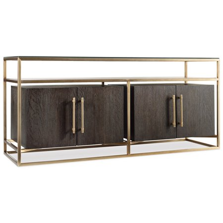 Hooker Furniture Curata Entertainment Console 66in