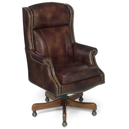 Hooker Furniture Merlin Executive Swivel Tilt Chair