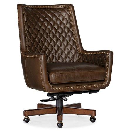 Hooker Furniture Kent Executive Swivel Tilt Chair