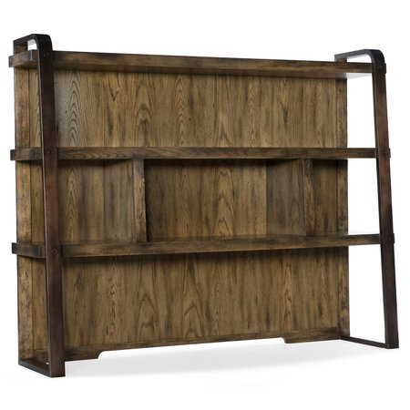 Hooker Furniture Crafted Computer Credenza Hutch