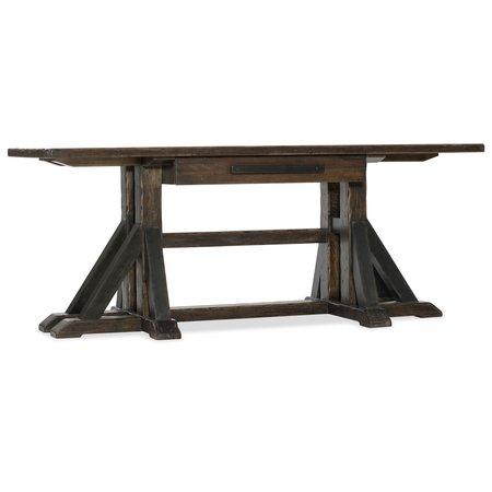 Hooker Furniture Roslyn County Trestle Desk