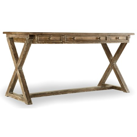Hooker Furniture Melange Bennett X-Base Writing Desk