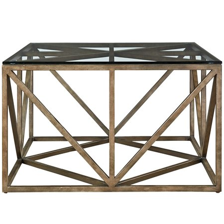 Universal Truss Square Cocktail Table