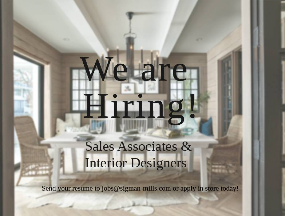 We're hiring & would love to meet you!