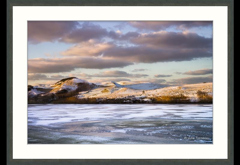 Pilgrim Lake Winter