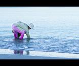 Woman Bending Water