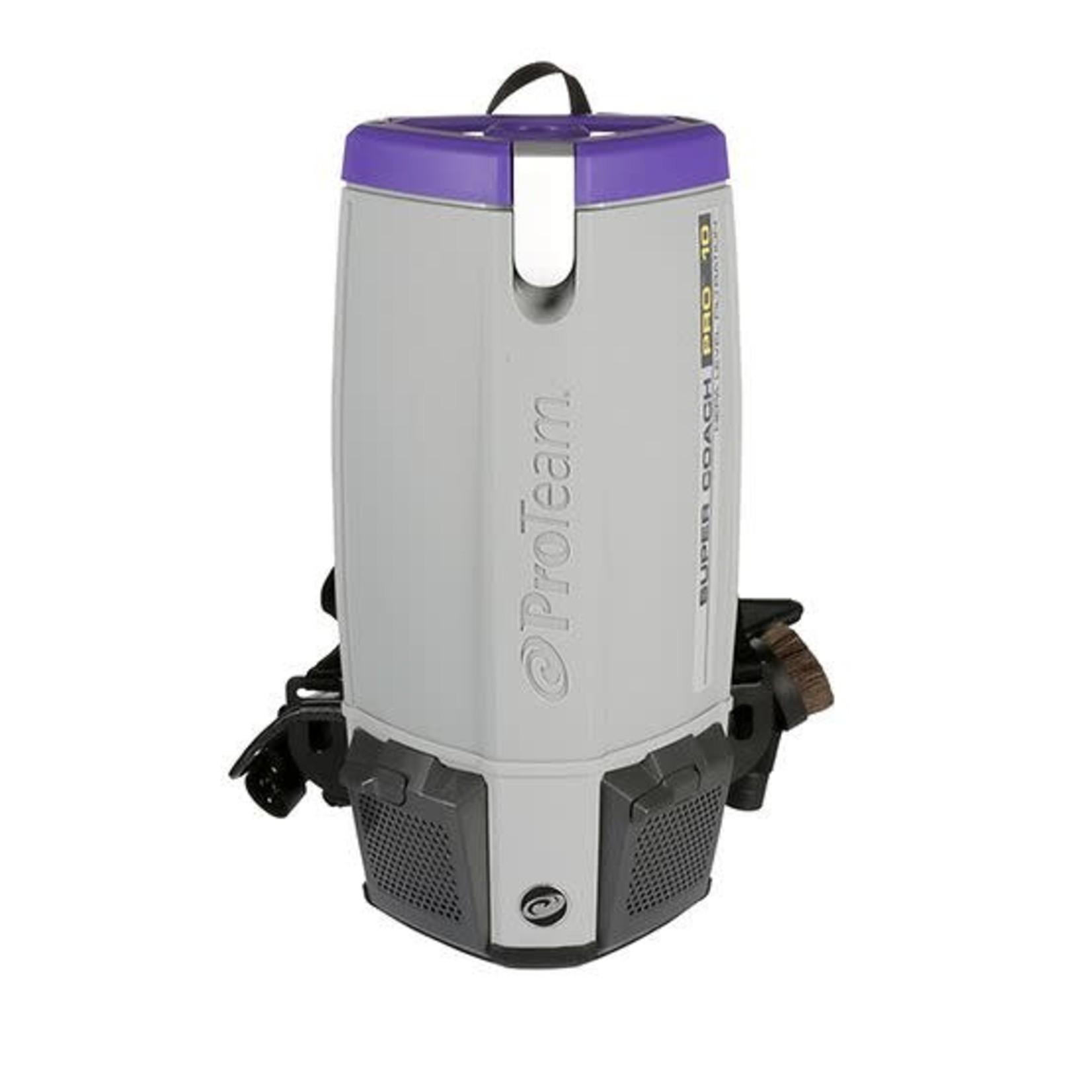 ProTeam Commercial Vacuums SUPER COACH PRO 10