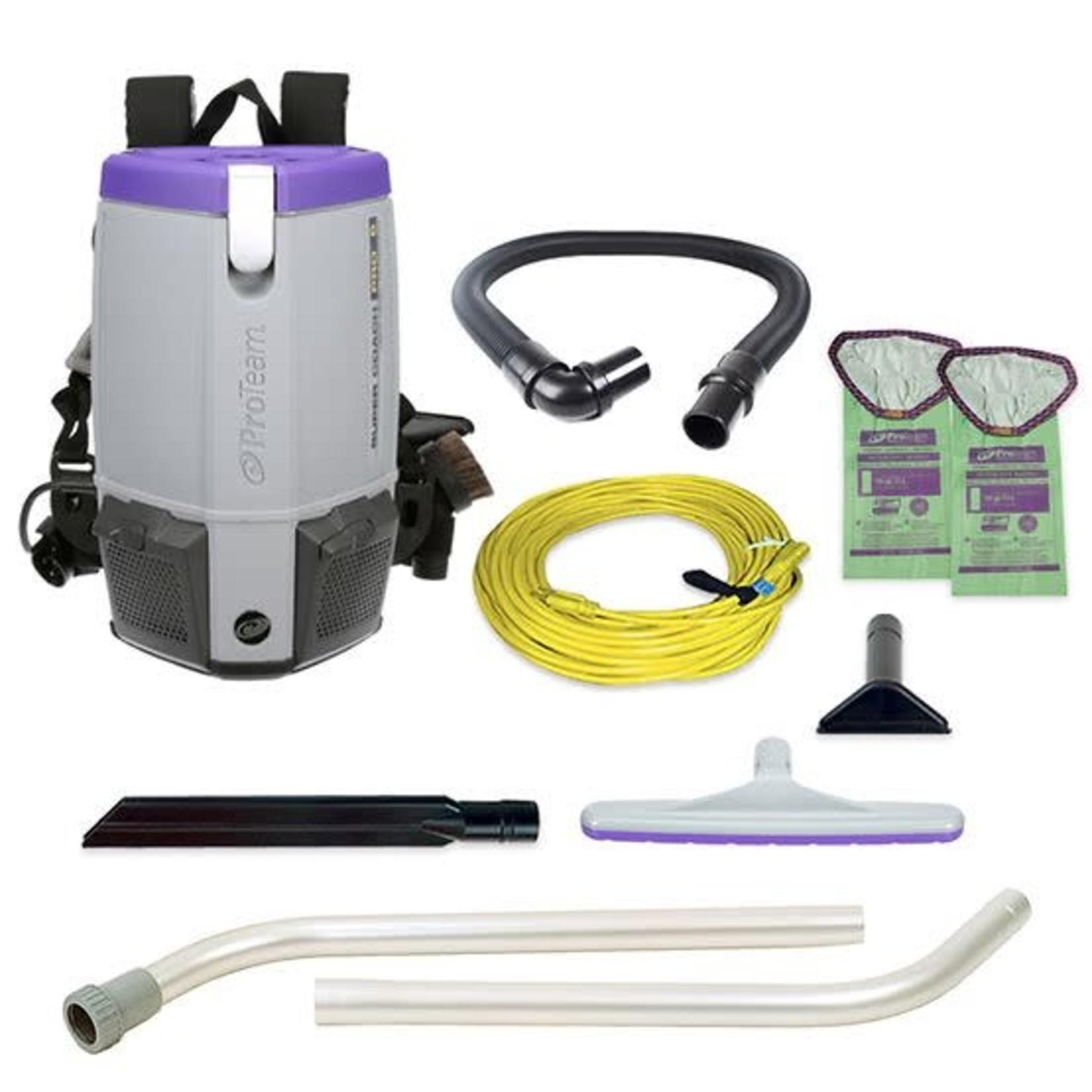 ProTeam Commercial Vacuums SUPER COACH PRO 6