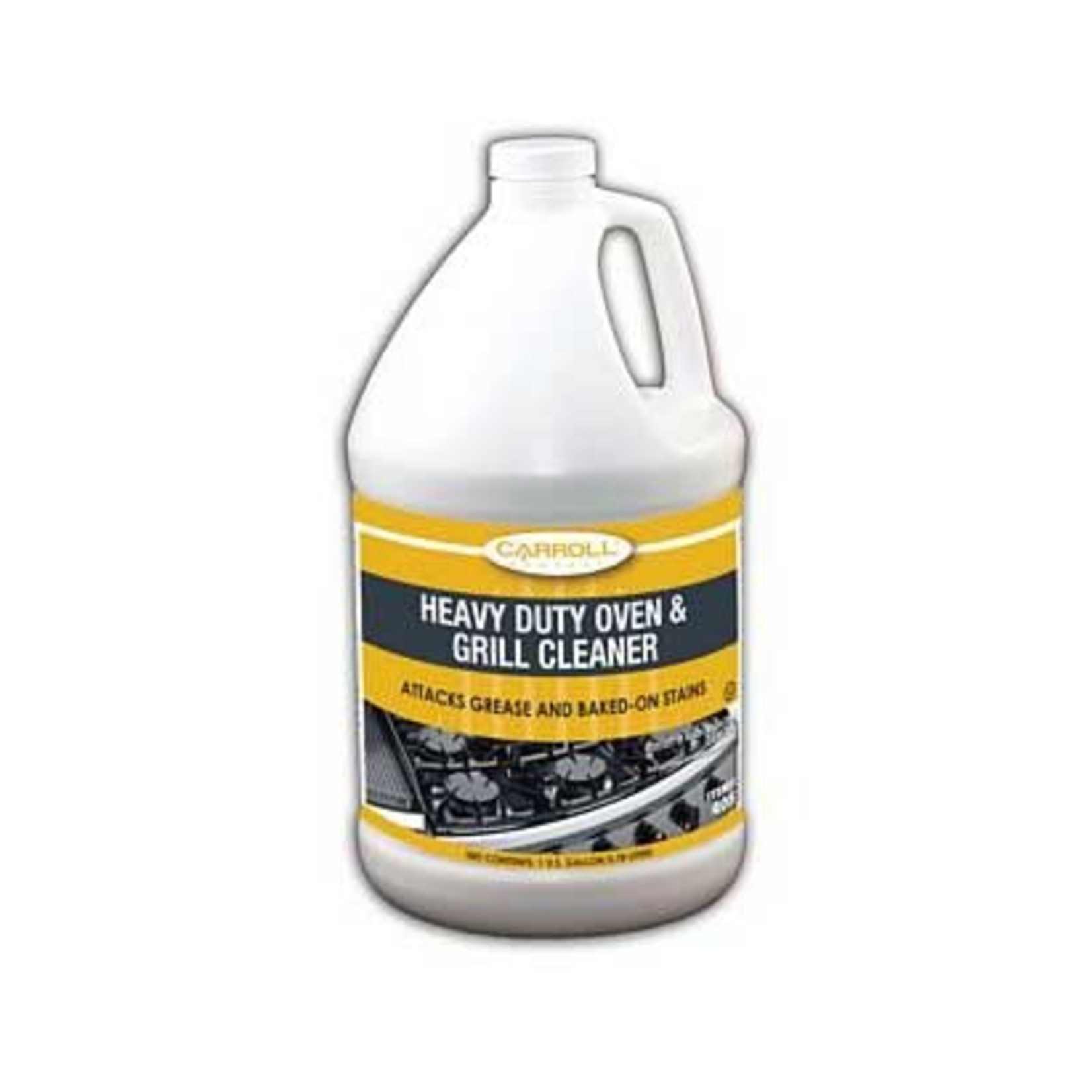 Carroll Heavy Duty Oven & Grill Cleaner - Gallon