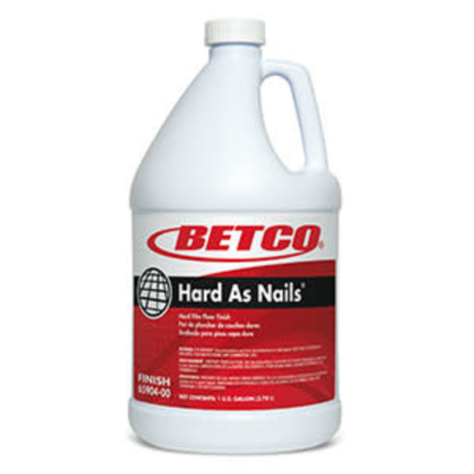 Betco Hard As Nails® Floor Finish - Gallon