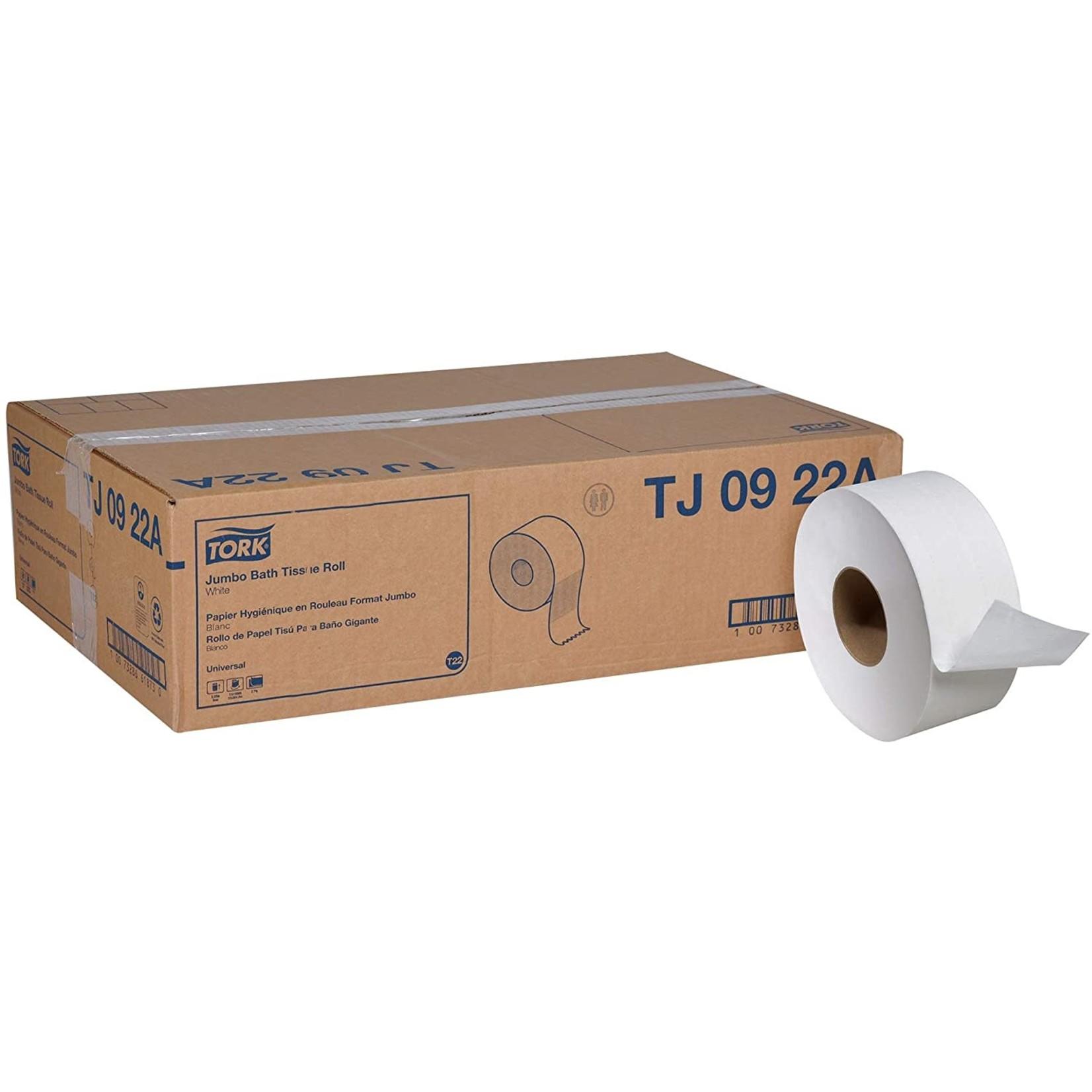 Tork T/T TORK JR JUMBO 2-PLY TJ0922A