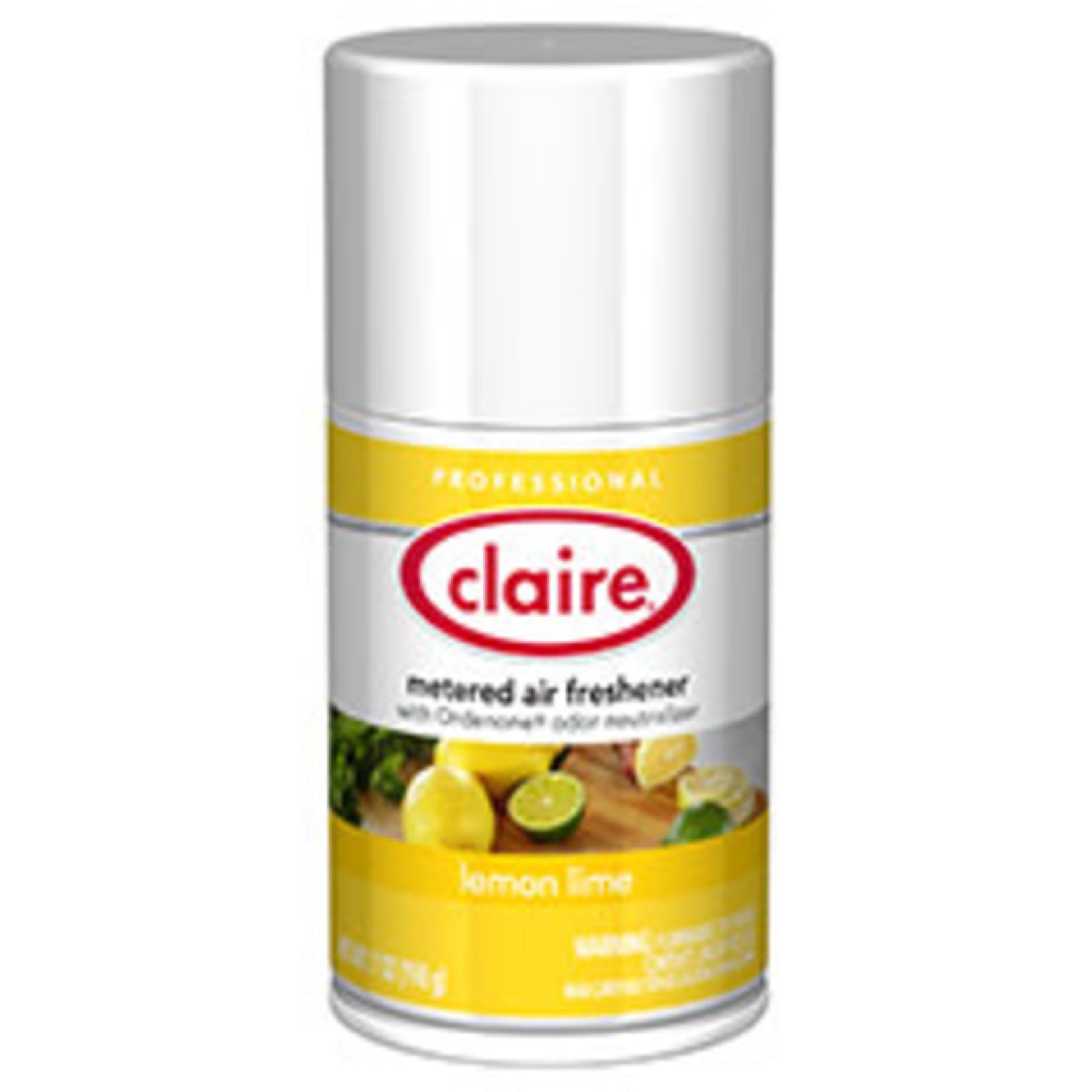 Claire Lemon Lime - 7oz