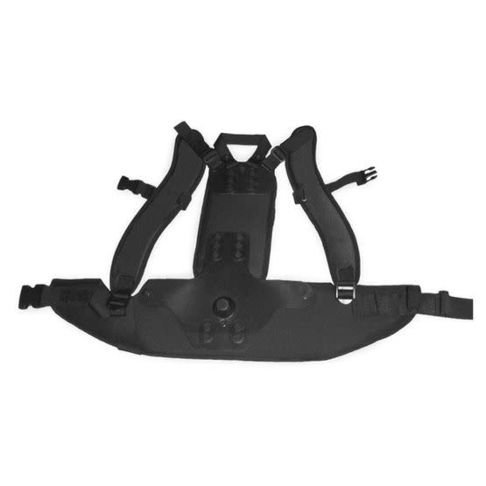 ProTeam Commercial Vacuums Backplate (Black) System Complete includes parts 510738