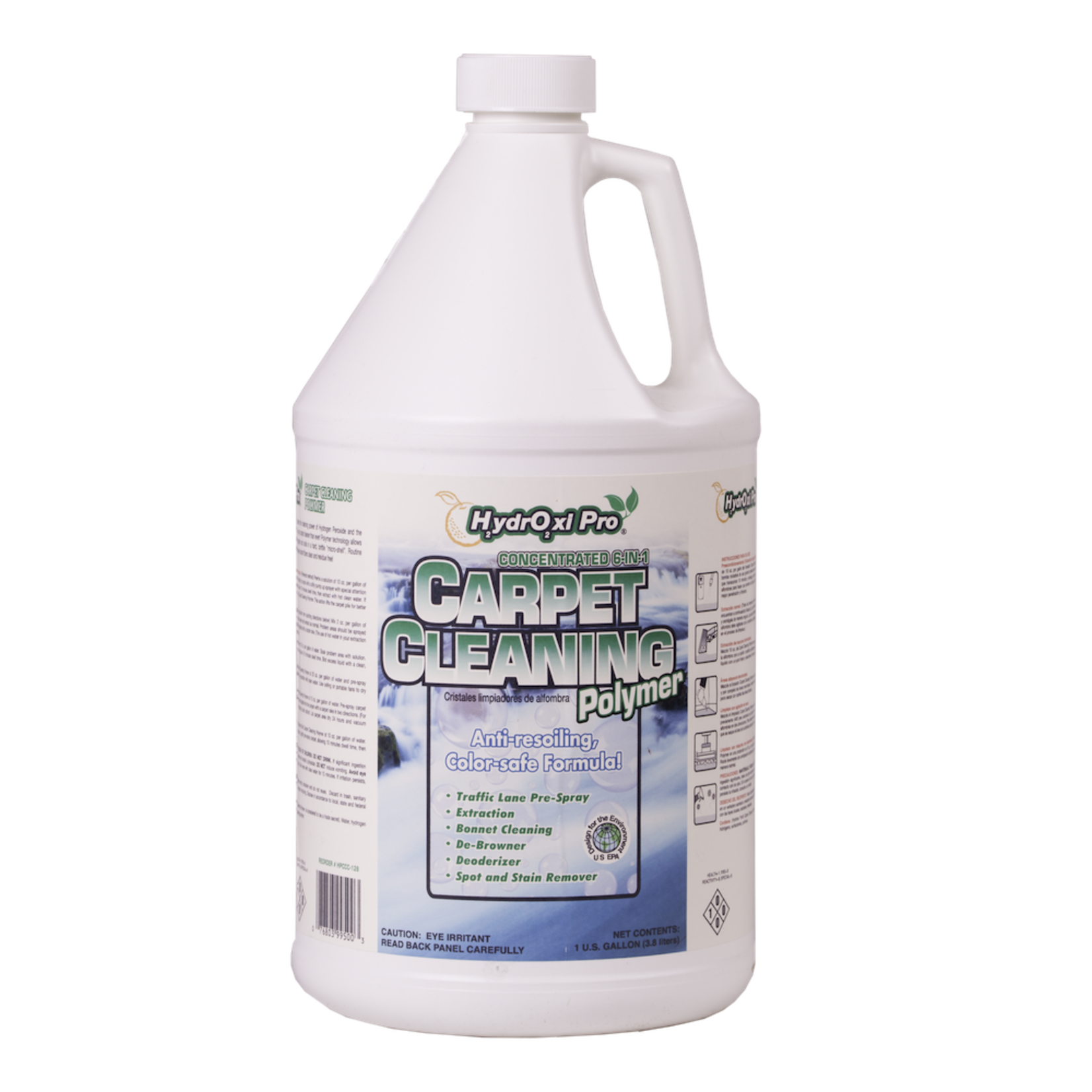 Core Products HYDROXI PRO® CARPET CLEANING POLYMER - GALLON