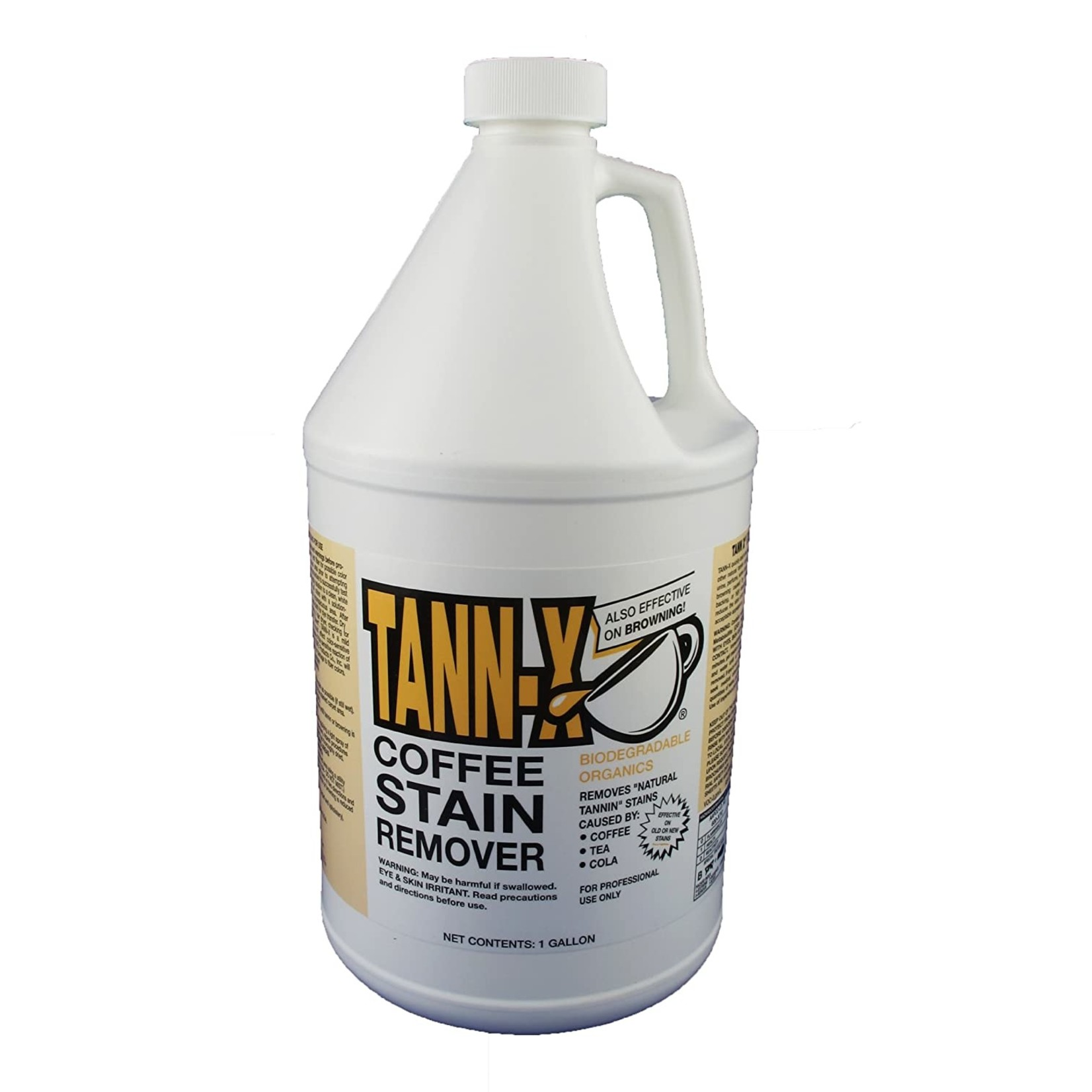 Core Products TANN-X® COFFEE STAIN REMOVER - GALLON