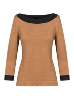 Zilch Bamboo  Boatneck Sweater