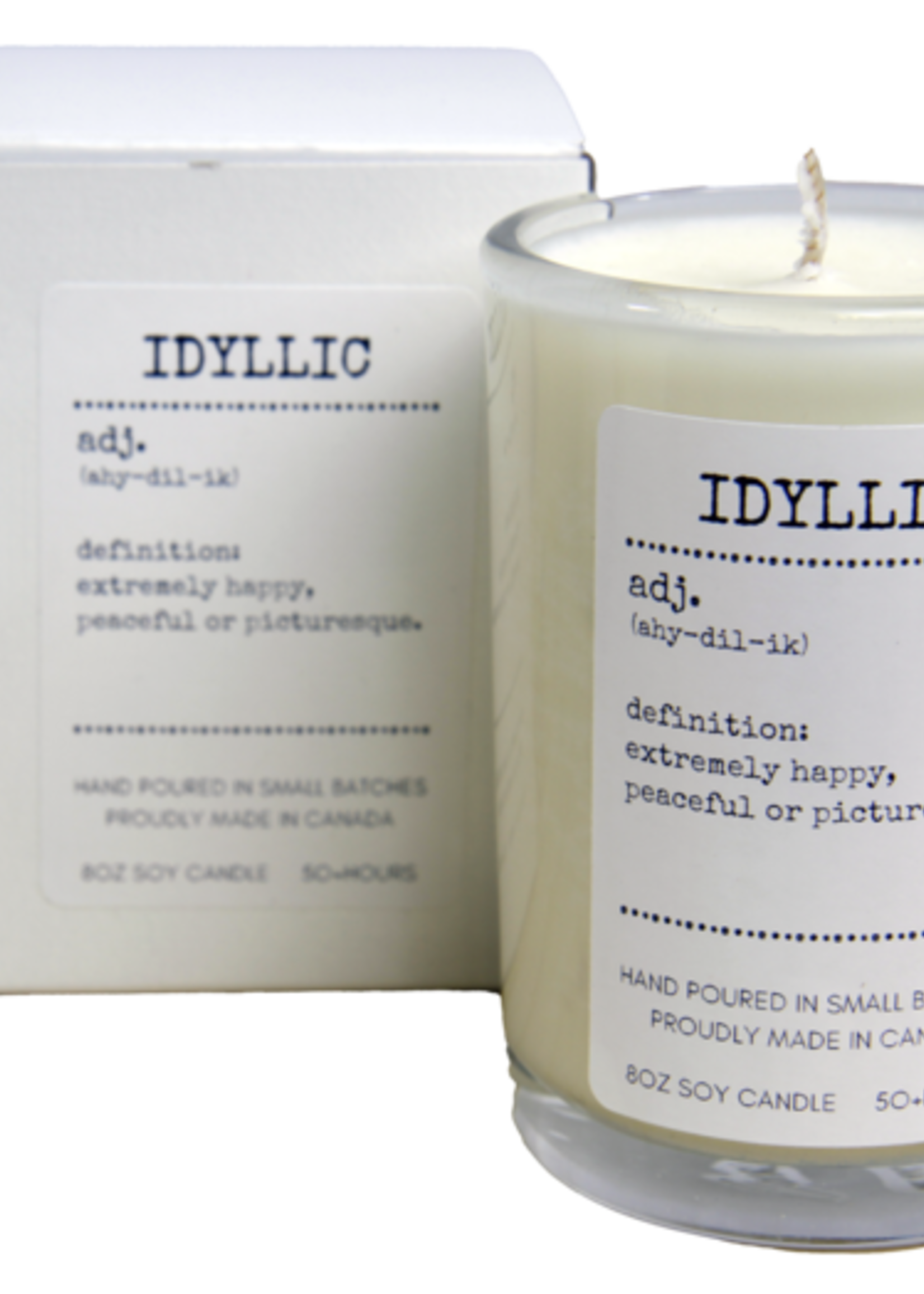Candle - Idyllic