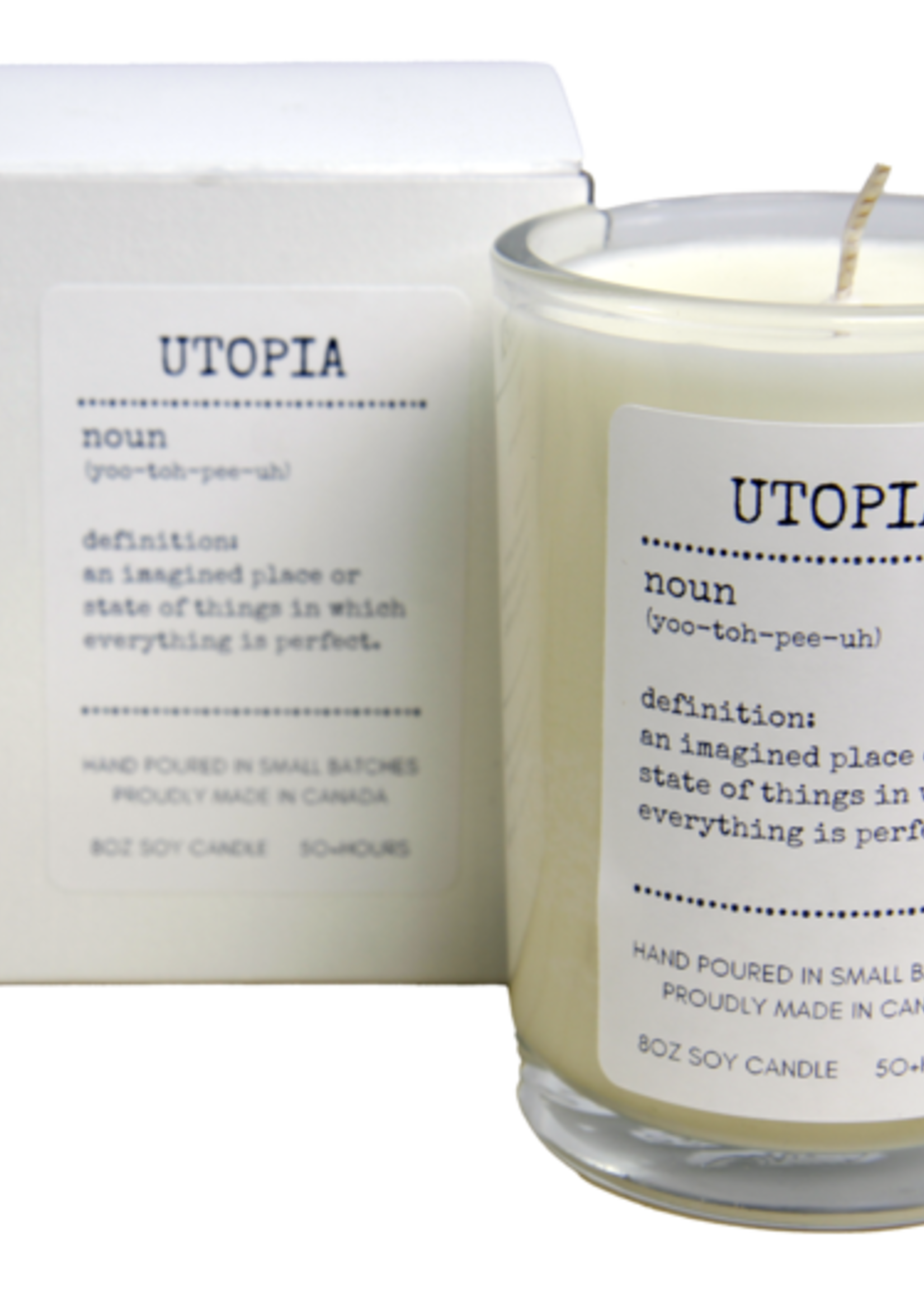 Candle - Utopia