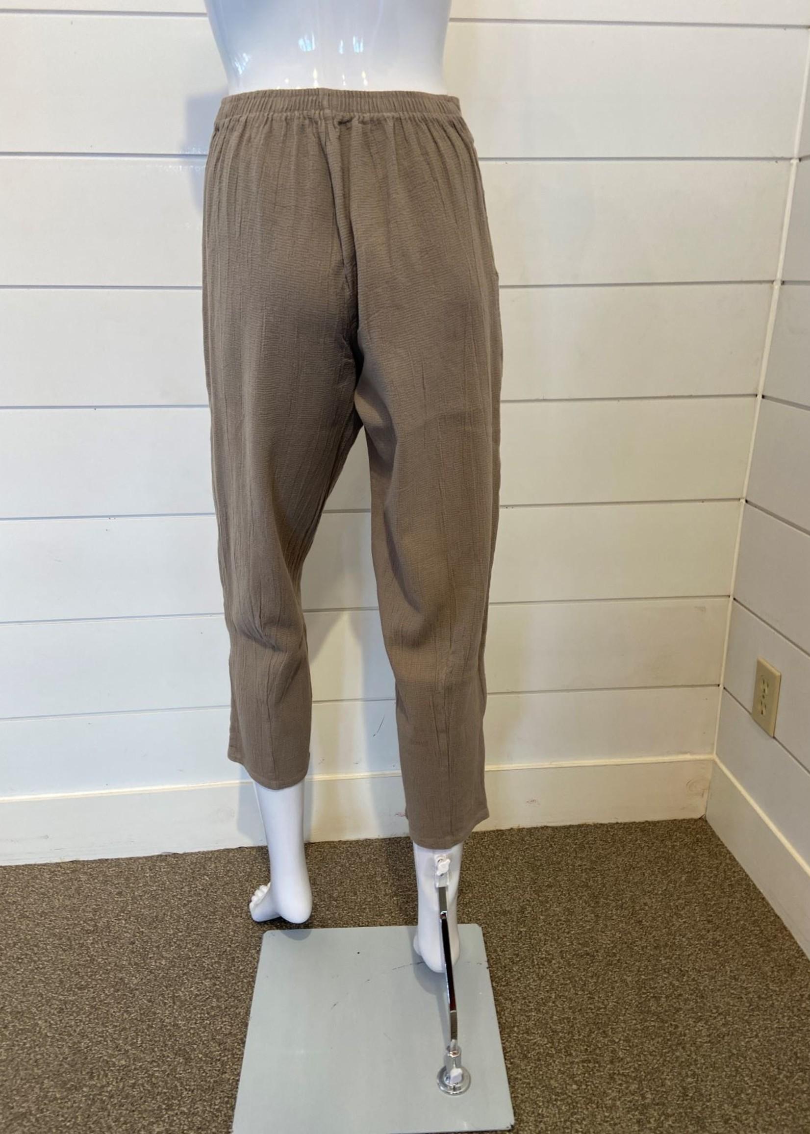 Ezze Wear Ezze Wear Crop Pant 352