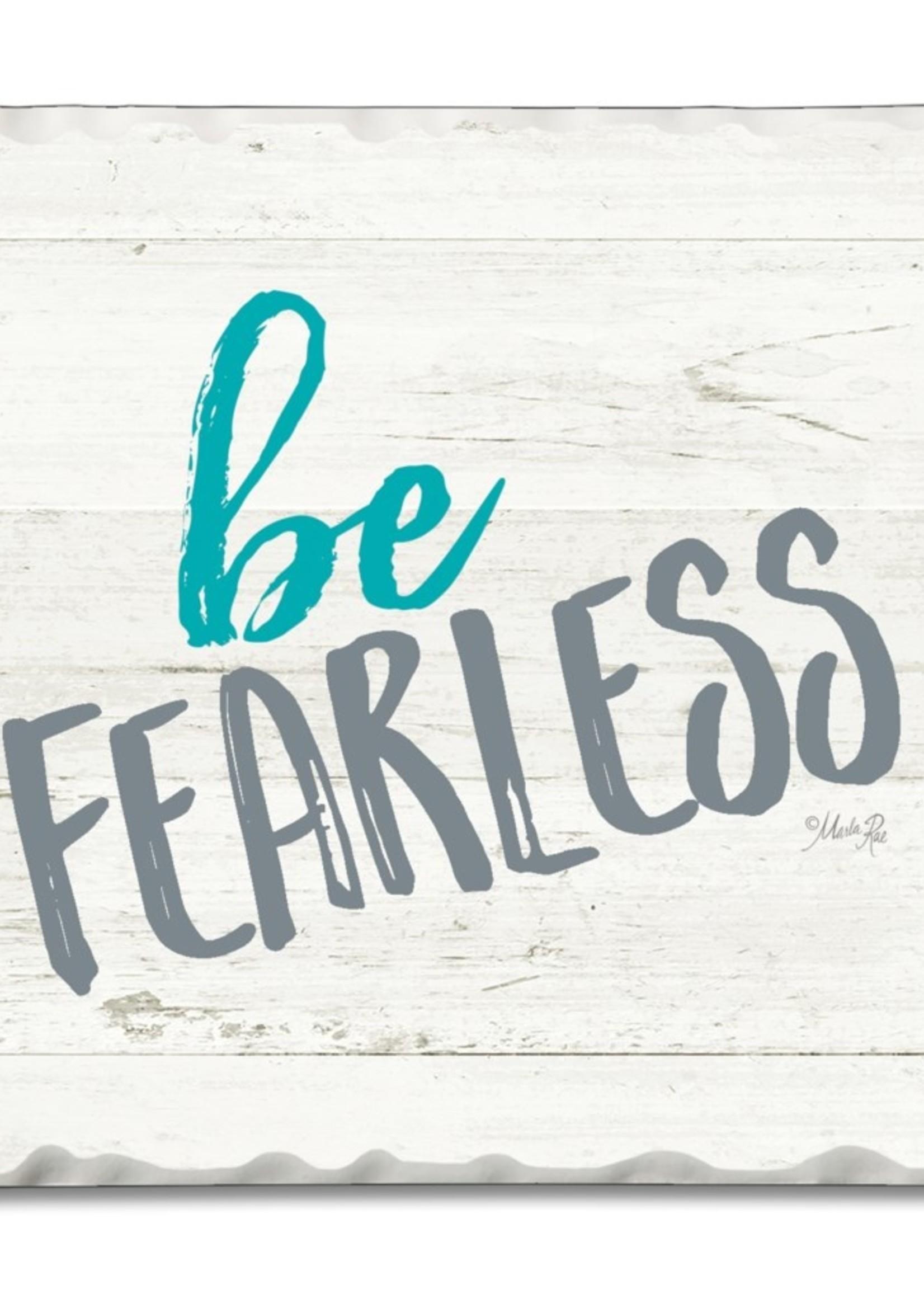 Coaster Single - Be fearless
