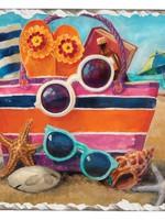 Coaster Single - Beach Bag