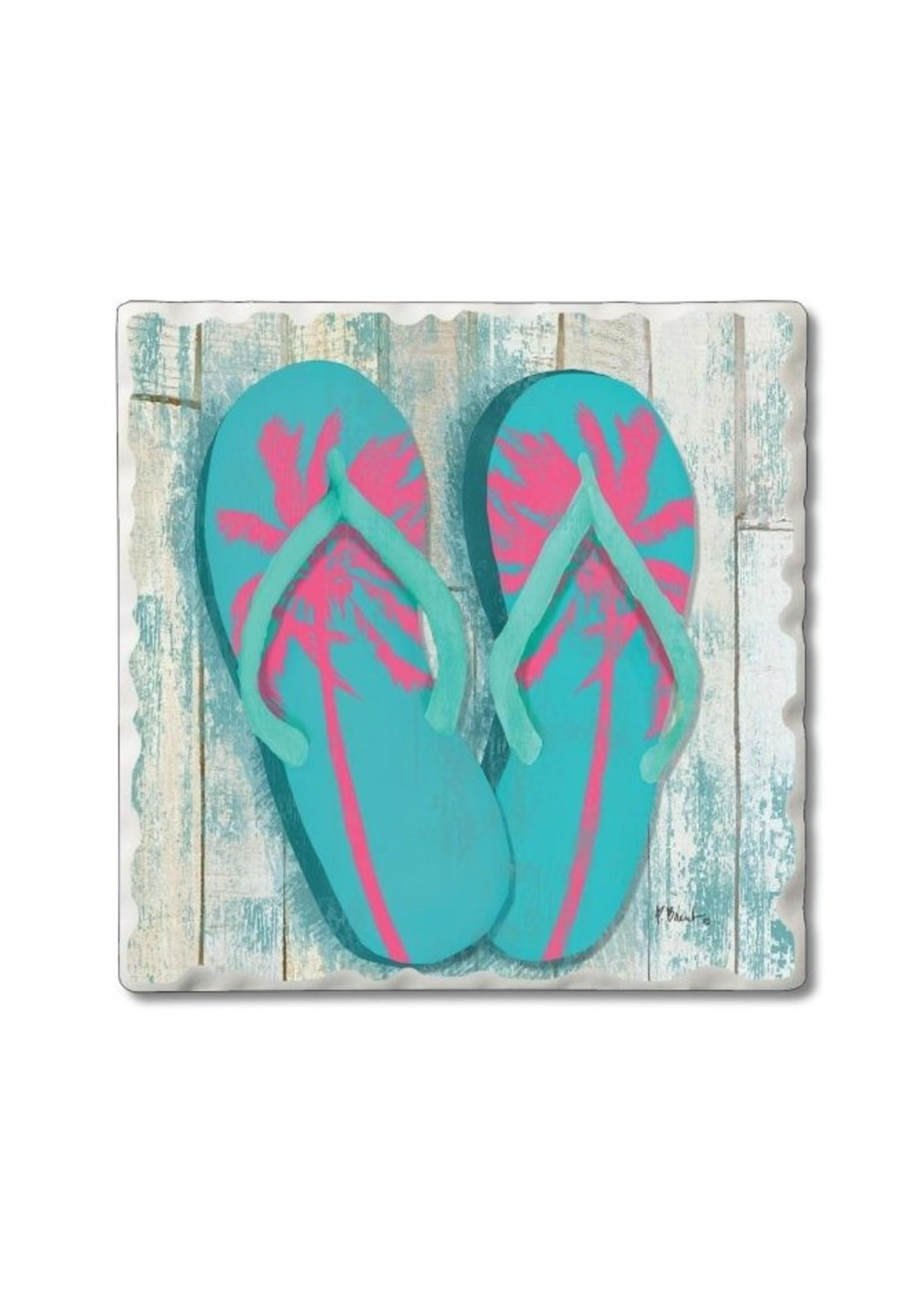 Coaster Single - Pompano Sandal
