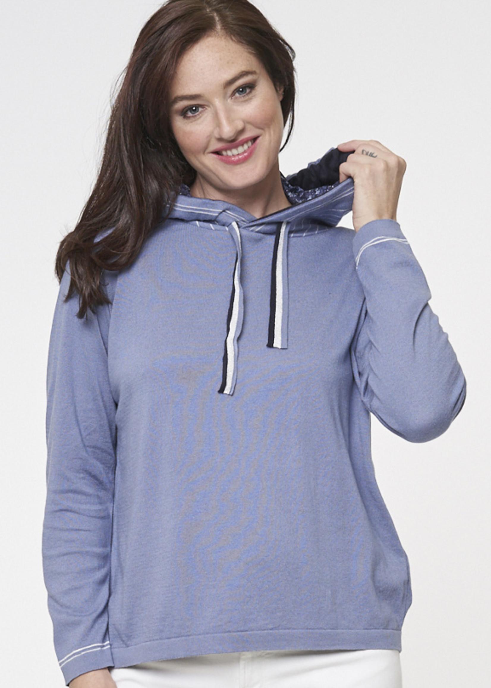Parkhurst Parkhurst Knit Cotton Hoodie