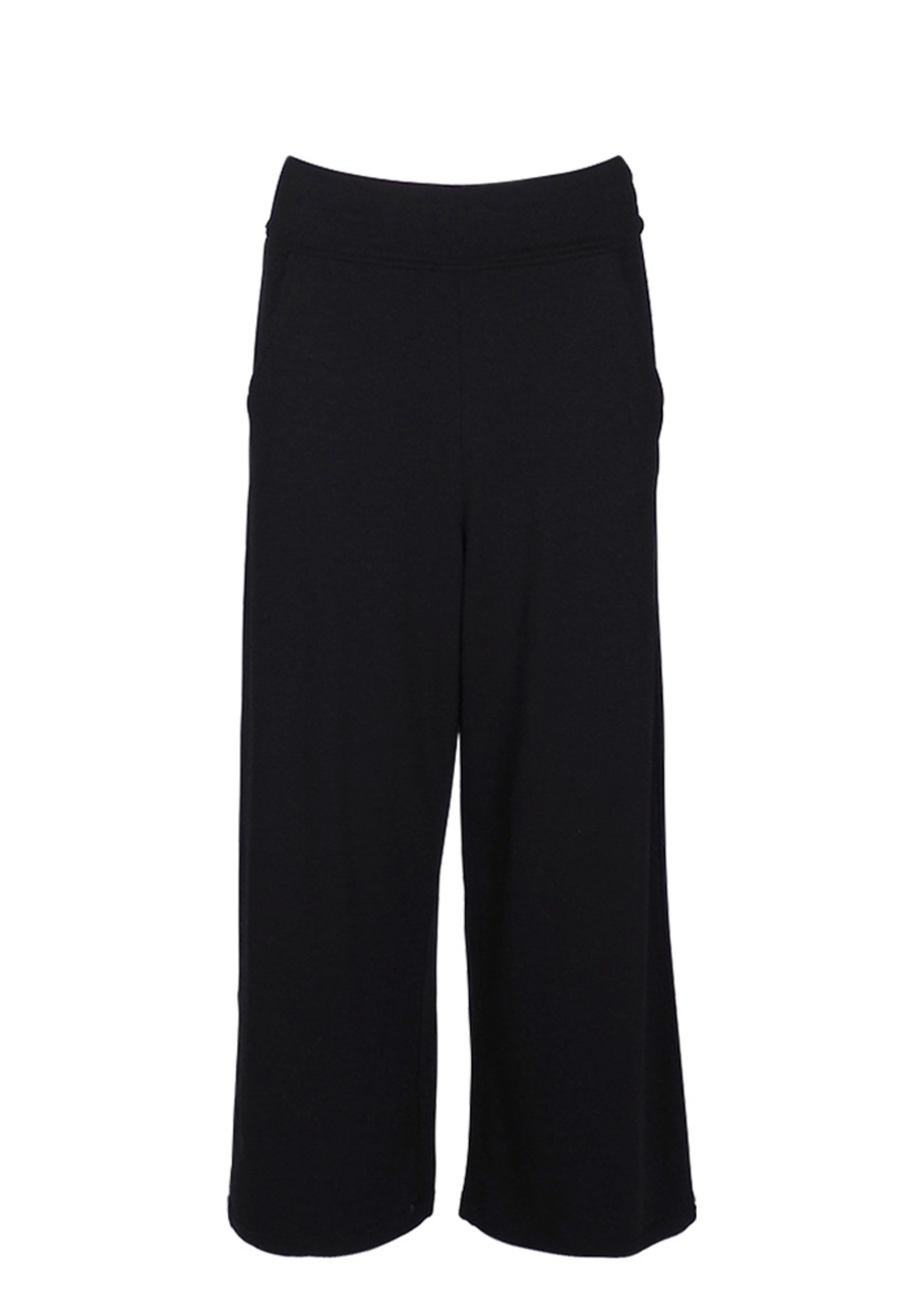 Mansted Mansted Knit Wide Leg Pull-on Pant