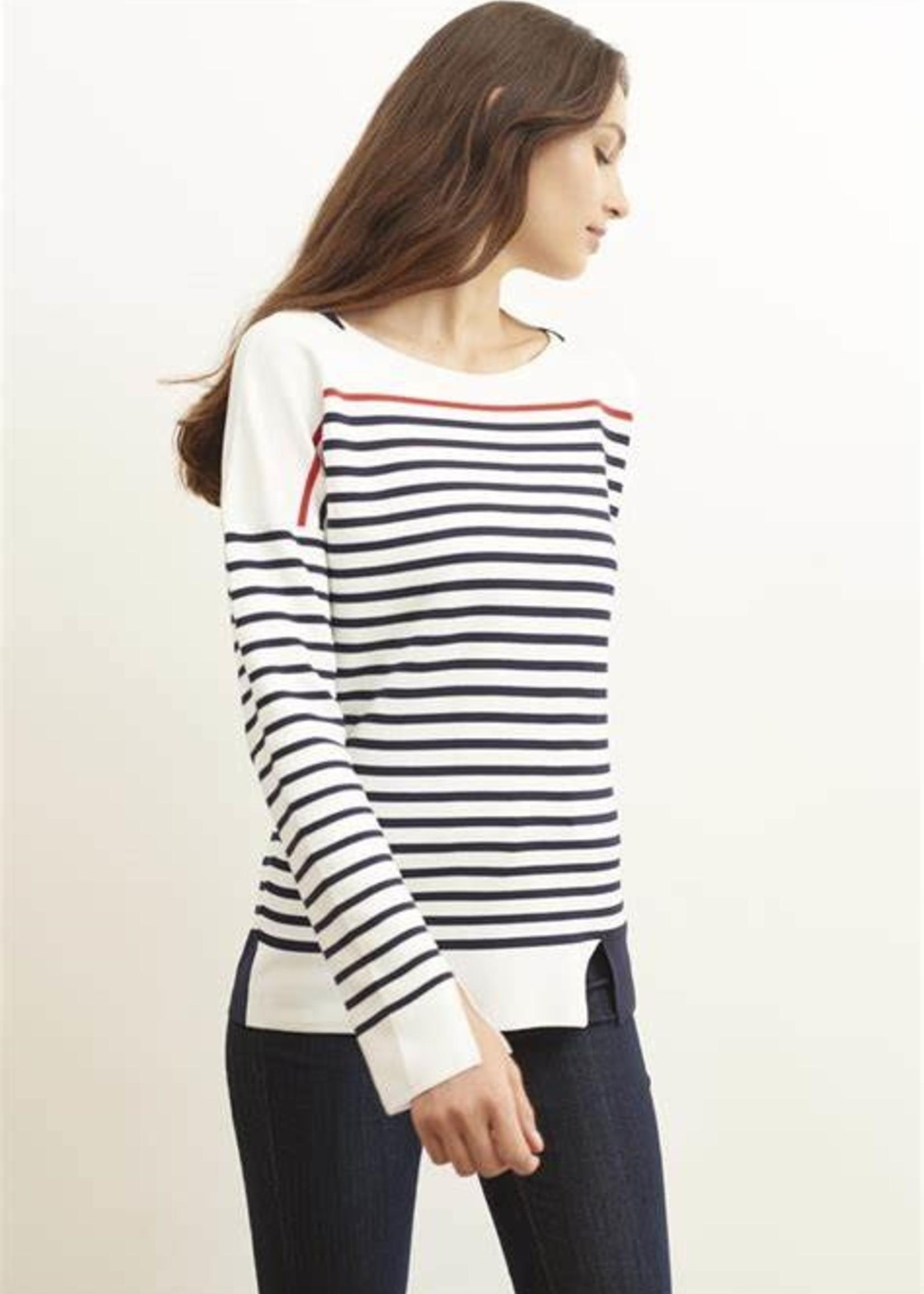 Saint James Saint James Striped Sweater Top