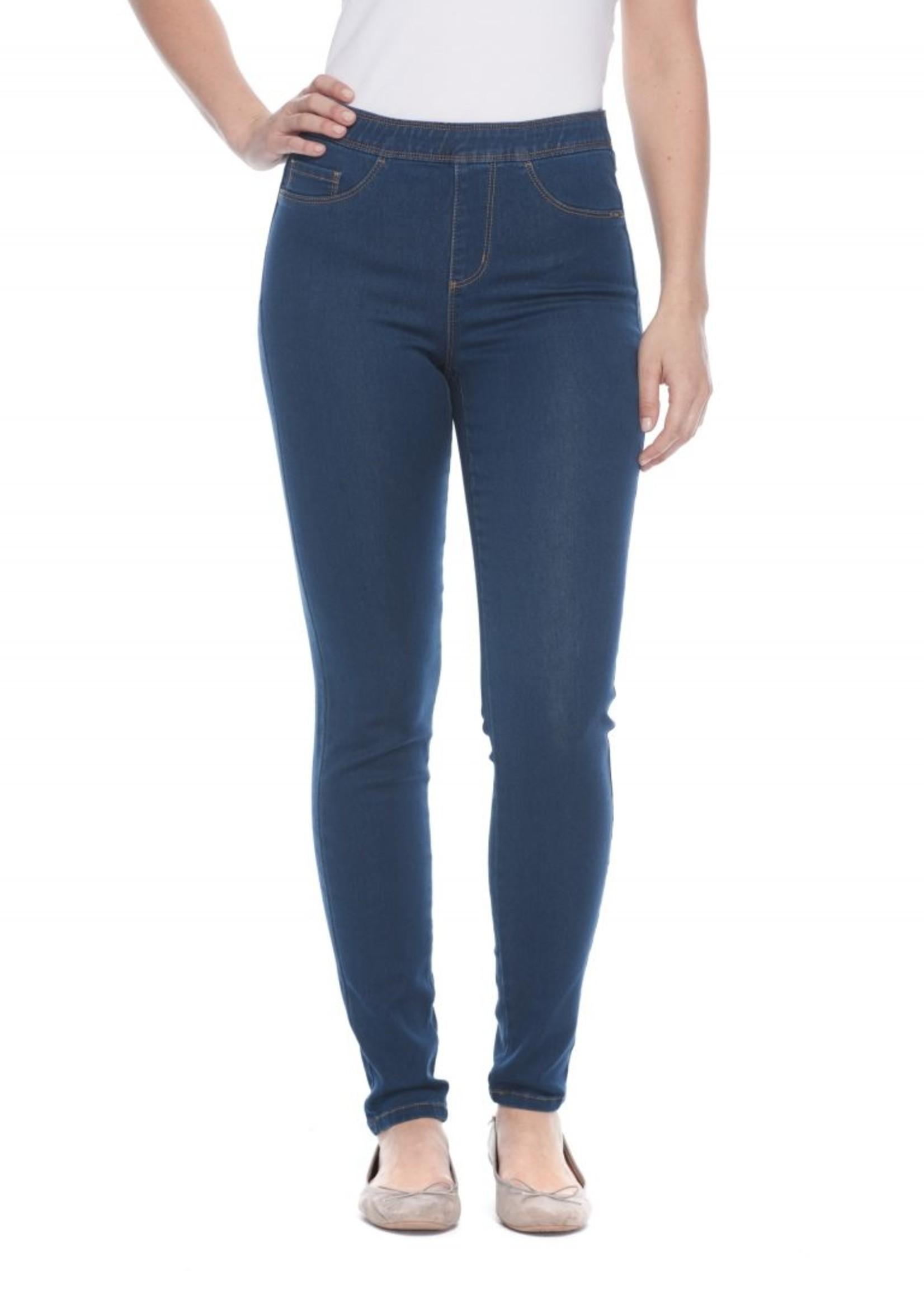 FDJ FDJ Pull-on Slim Leg Jean