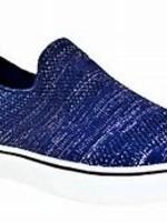 Bernie Mev Sporty Slipon loafer with sparkle