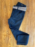 GG Jeans Skinny Jeans with Bling  Belt